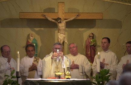 St Catherine Of Siena Catholic Church Laguna Beach