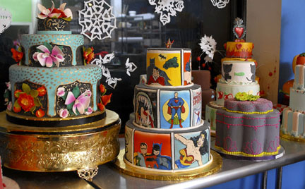 Charm City Cakes Ace Of Cakes Duffy Goldman